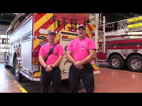 Hendersonville NC Fire Department Services Video