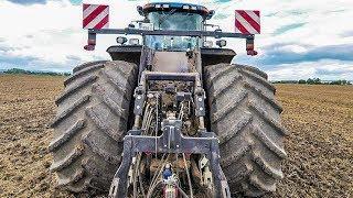 XXL TRACTORS | TRAKTOREN | John Deere, Fendt, Case, Challenger Tractors  in Action | Agriculture