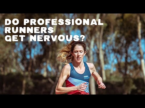 Do Professional Runners Get Nervous?