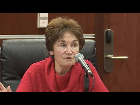 The People's Tribunal on the Iraq War, Day One: Barbara Koepal