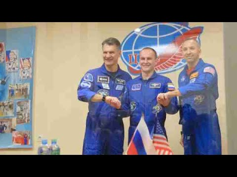 New ISS-bound expedition set to launch from Kazakhstan
