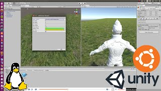 Unity 5 running on Ubuntu Natively