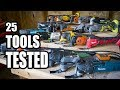 Best Oscillating Tool Shootout - 25 Models Tested