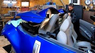 #Copart Nissan 350z Rebuild Part 1