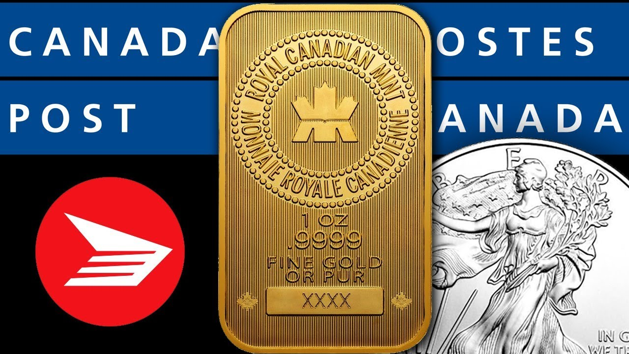 Canada Post Gold Silver Ban Update
