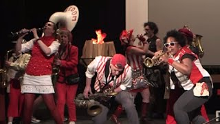 Performance by ERB   Extraordinary Rendition Band   TEDxProvidence