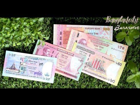 Bangladeshi Commemorative Banknotes ( Complete set ) | Bangladesh - Asia