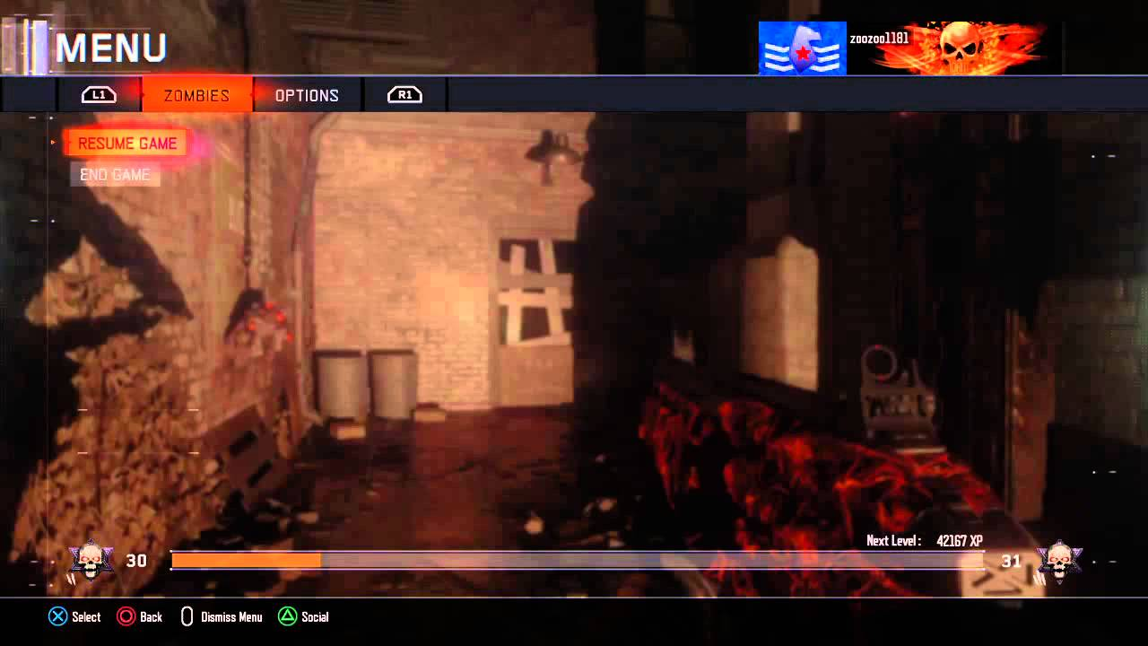 COD BLACK OPS 3 ZOMBIES - YouTube