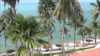 #786 Тайланд Паттайя Обзор нашего номера Первый день на пляже(Первый день в Паттайе. Рикардо решил прогуляться по городу, а я поваляться на пляже и покупаться в море., 2016-03-15T22:48:12.000Z)