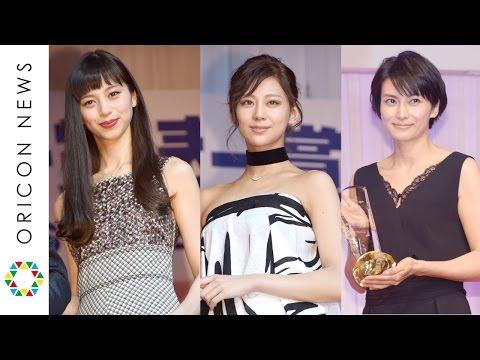 『第28回 日本ジュエリー ベストドレッサー賞』に中条あやみ、西内まりや、柴咲コウ、三浦春馬ら