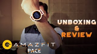 Amazfit Pace | Better than Apple watch in 13k