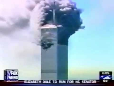 FOX News 9-11-2001 Live Coverage 8:46  A.M E.T