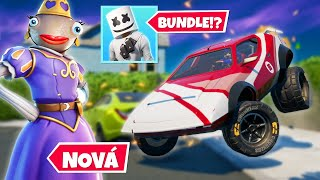 MONSTER TRUCKY VE FORTNITE! NOVÝ UPDATE