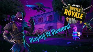 Fortnite Stream!! | Come Play! | Last of Tilted Towers!!