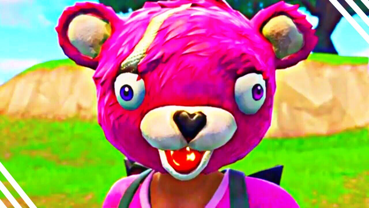 Who is under the cuddle team leader secret identity of cuddle team leader fortnite youtube - Cuddle team leader from fortnite ...