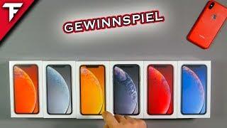 iPhone XR / XS Panzerglas Schutzfolie für Vorder- & Rückseite!! - GLAZ Displayschutz