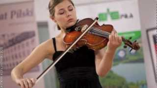 OLGA KOWALCZYK - viola  J. S. Bach - Cello Suite No. 5 C minor BWV 1011 Prelude