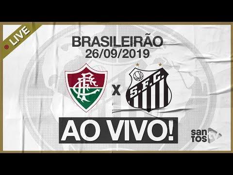 AO VIVO: FLUMINENSE 1 x 1 SANTOS | NARRAÇÃO | BRASILEIRÃO (26/09/19)