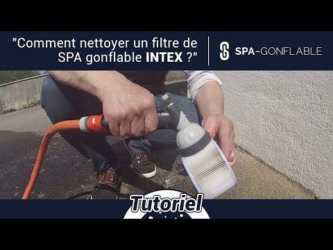 Demo Tuto Nettoyage D Une Cartouche Filtrante Intex Youtube