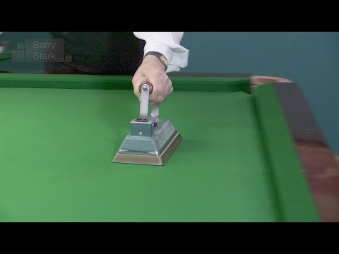 How To Clean Felt On A Pool Table StepByStep Guide - How to put felt on a pool table