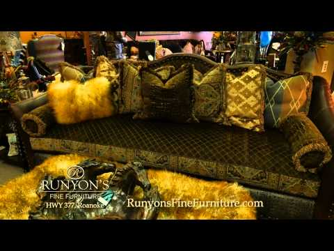Runyon's Fine Furniture Fall Commercial Version 2