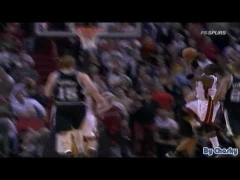 Manu Ginobili Mix 2008-09 NBA Season