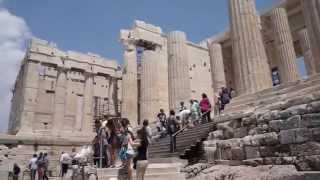 Греция 2014 Часть 20 Афины Акрополь(, 2014-06-28T22:39:08.000Z)