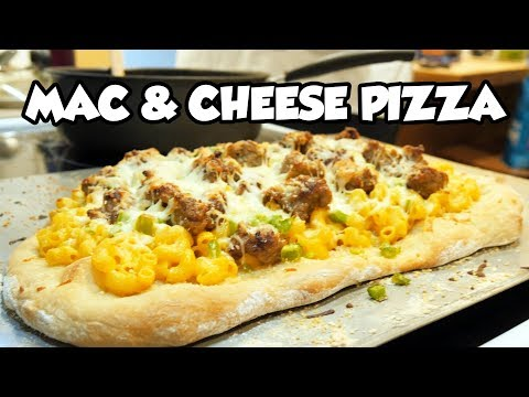 BoxMac 112: Back of the Box Recipes (Kraft Pizza and Fiesta Mac) thumbnail