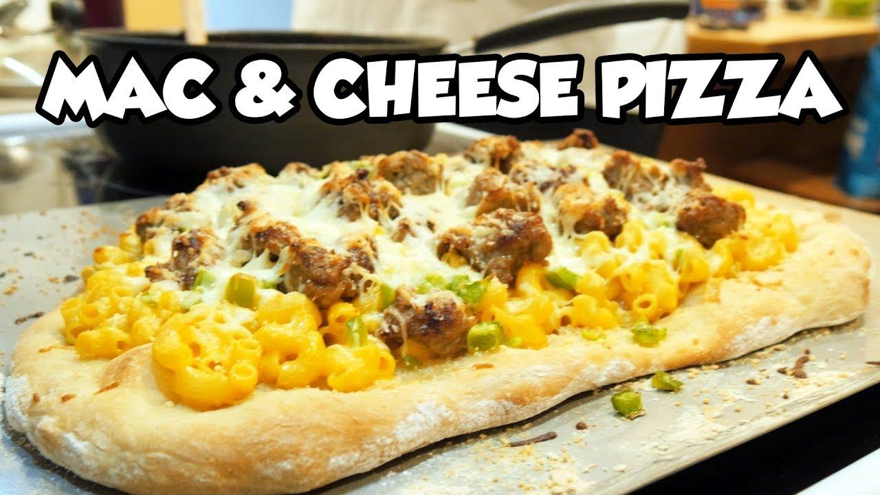 Boxmac 112 Back Of The Box Recipes Kraft Pizza And Fiesta Mac Youtube