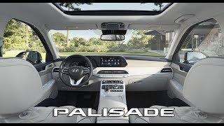 2020 Hyundai Palisade – INTERIOR