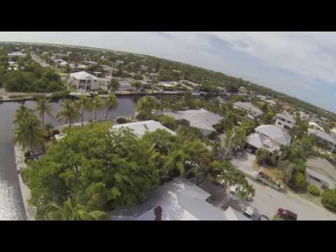 Keys Aerial Media - Key Haven Section B Mangrove Area