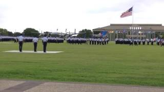 Air Force Basic Military Training Parade, 30 June 2017 (Official)