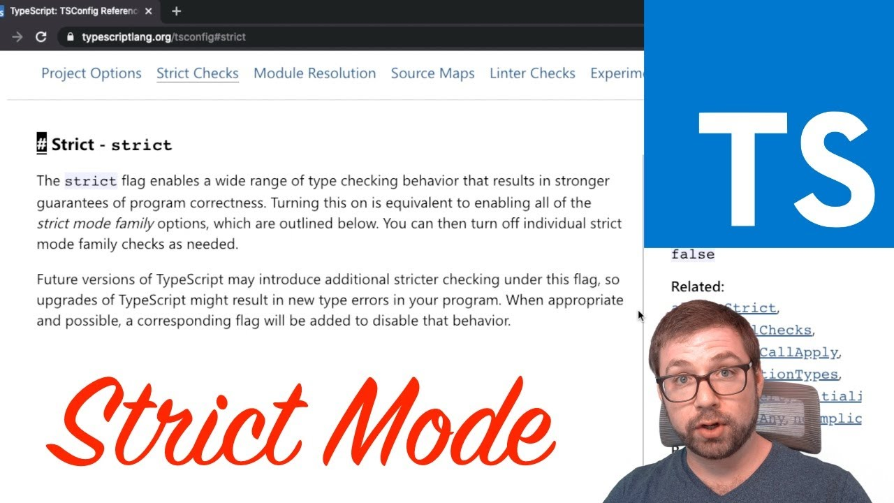What is TypeScript Strict Mode?