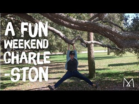 USA Travel Diary: Charleston, South Carolina