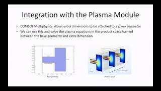 Semana multifísica 2019. 4. COMSOL Plasma Module (5.4)