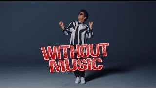 Bruno Mars - Without Music - That's What I like - SHREDS