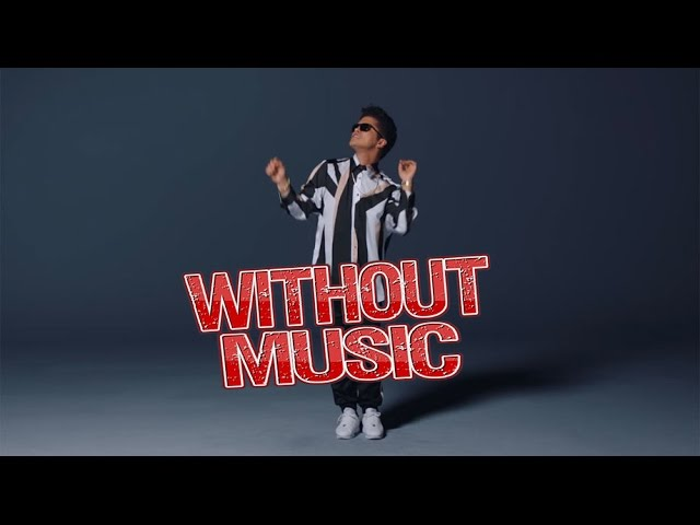 Bruno Mars Without Music Thats What I Like Shreds