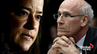 Secret recording of Jody Wilson-Raybould's phone call with Michael Wernick on SNC-Lavalin released