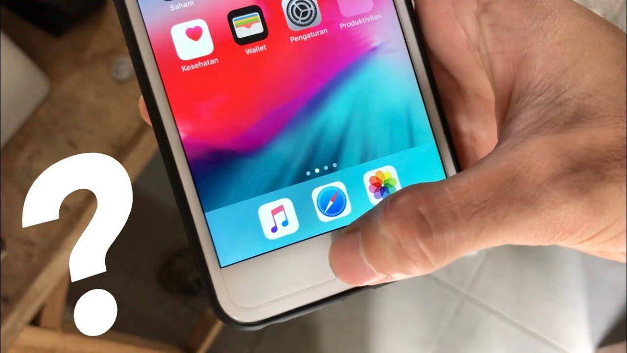 Finger print iPhone rusak, bisa gak di benerin?