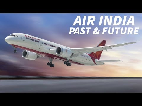 The PAST & FUTURE of AIR INDIA