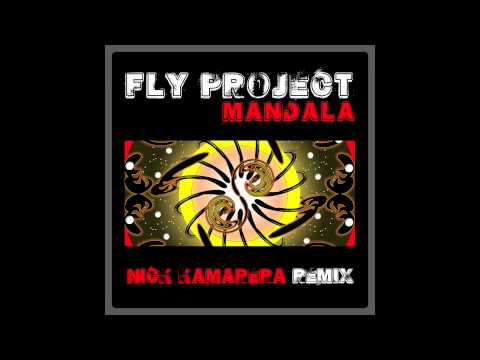 Клип Fly Project - Mandala (Nick Kamarera Radio Remix)