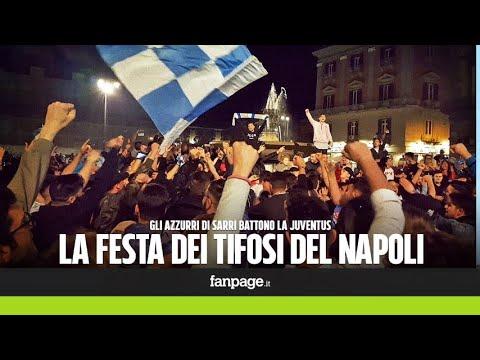 5650d92135 Juventus - Napoli, tifosi in delirio dopo la vittoria: