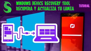 Windows Device Recovery Tool - TUTORIAL en Español 2016