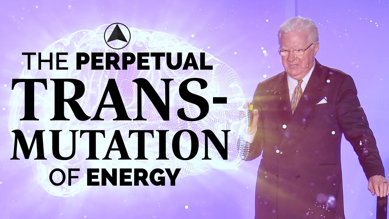The Perpetual Transmutation of Energy | Bob Proctor