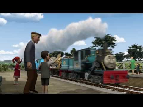 Canción: Locomotoras llegando - Thomas & Friends Latinoamérica Videos De Viajes
