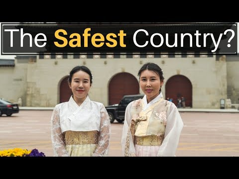 The Safest Country?