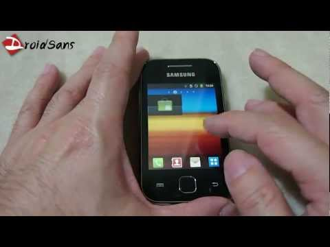 DroidSans Review : Samsung Galaxy Y (in Thai)