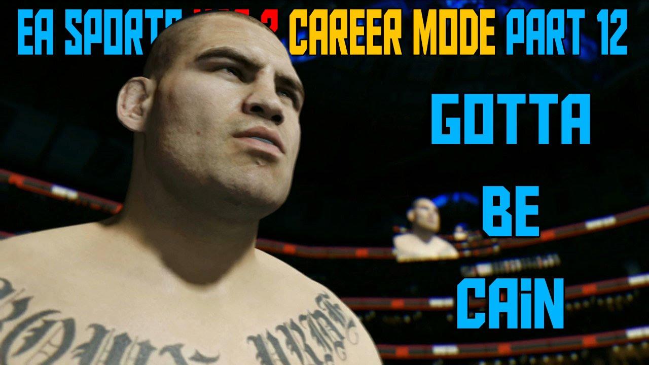 Download Gotta Be Cain!   EA Sports UFC 2 Career Mode Gameplay (Cain Velasquez))