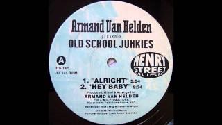 Armand Van Helden-Allright.