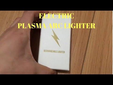 ZLighterstore Plasma Arc Lighter Unboxing